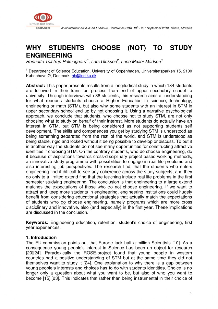 015 Engineering Essay Example Breathtaking Essays Samples For College Questions