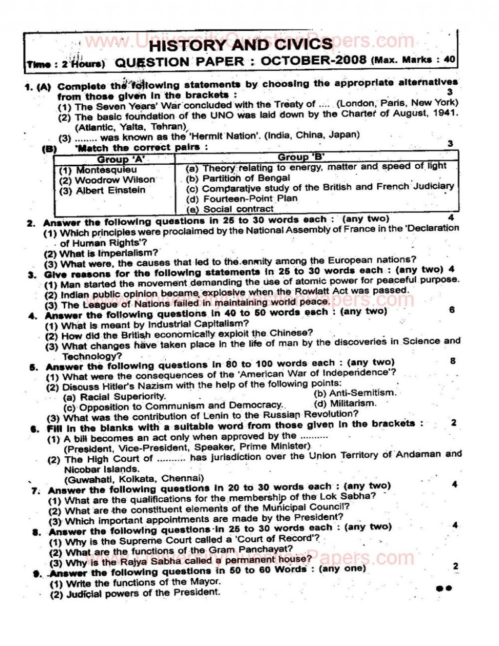 015 Essay Example Black History Topics Question Papers For Breathtaking Large