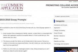 015 Essay Example Common App Questions Screen Shot At Dreaded 2017 2017-18