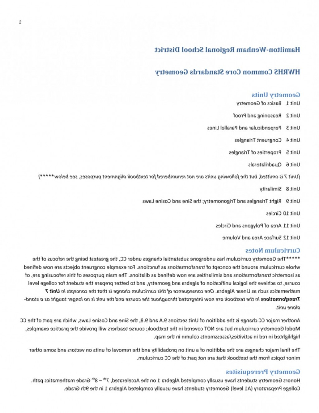 015 Essay Example Common Core Standards Curriculum Map Geometry Short On Outstanding Transportation My Favourite Means Of Transport Public Water Large