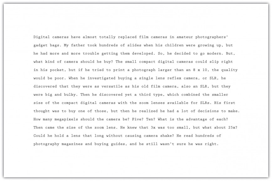 015 Essay Example Descriptive About Archaicawful A Person Pdf 3rd Short