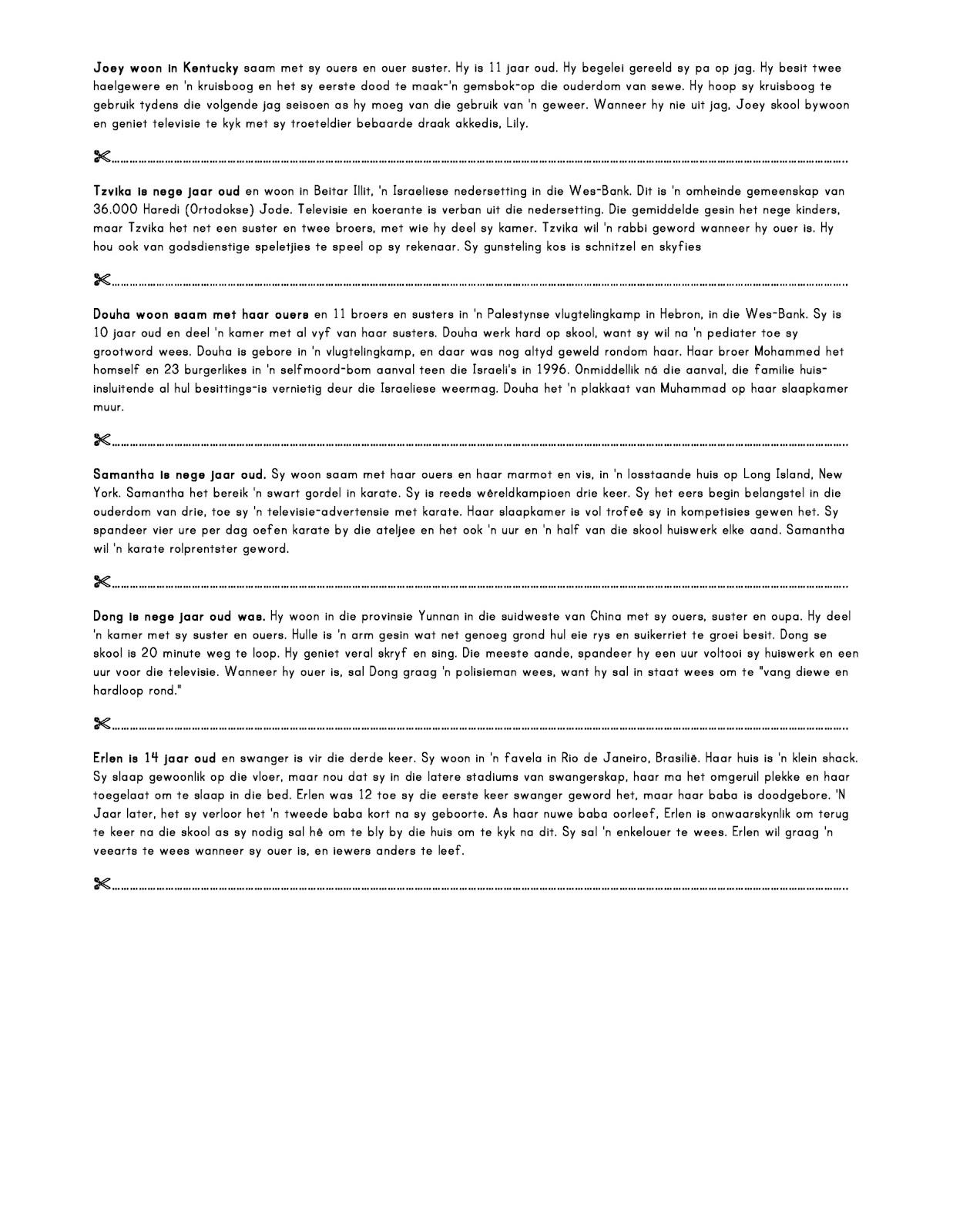 015 Essay Example Foto20text Page Jpg On Rare Children Children's Day In Kannada Telugu Full