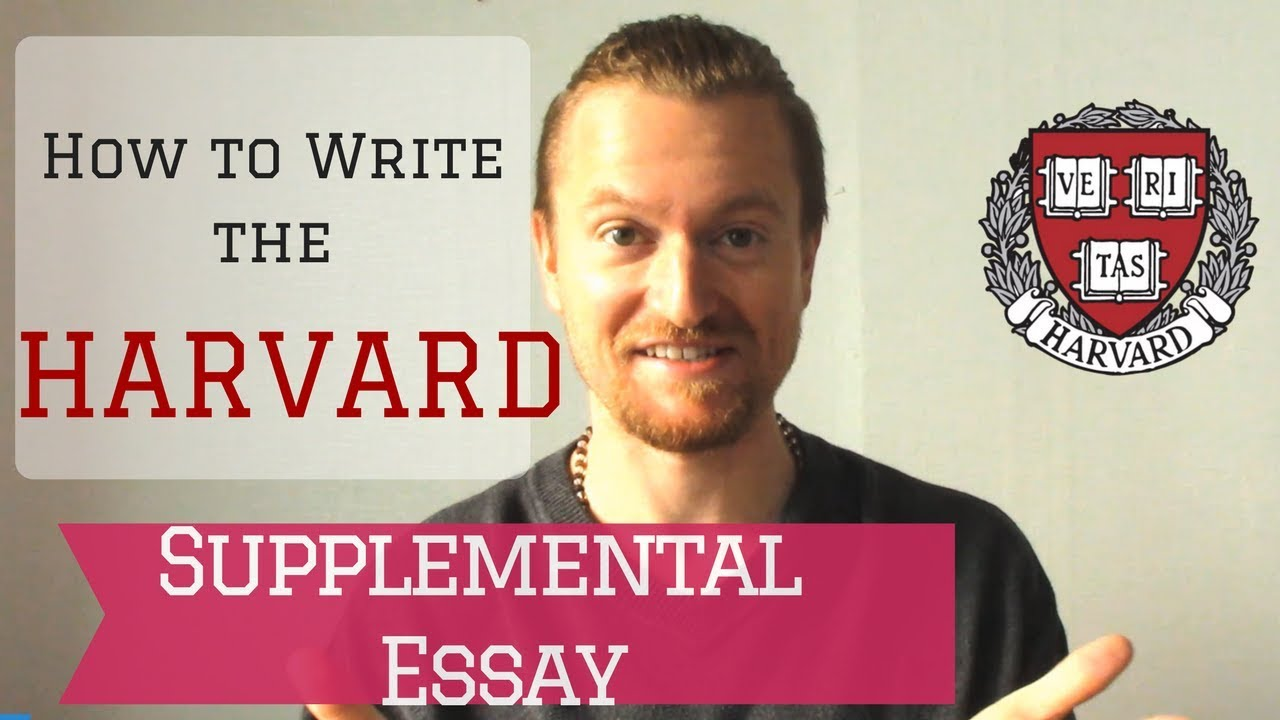 015 Essay Example Harvard Supplement Remarkable 2018 2018-19 Full