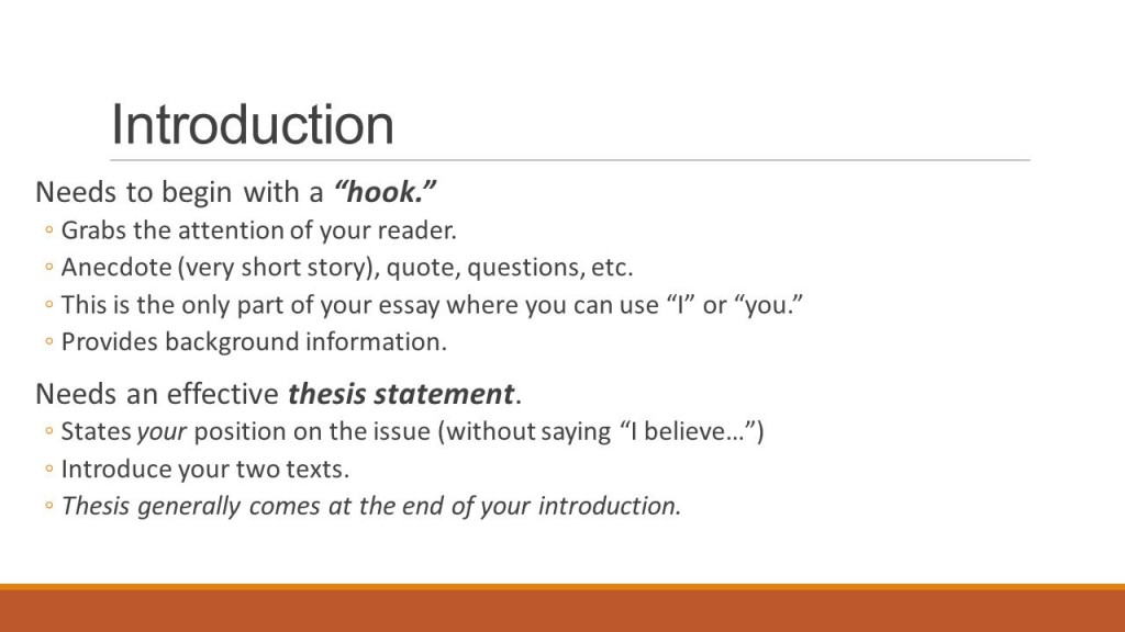 015 Essay Example Hook For Striking An About Depression How To Write A Examples Yourself Large