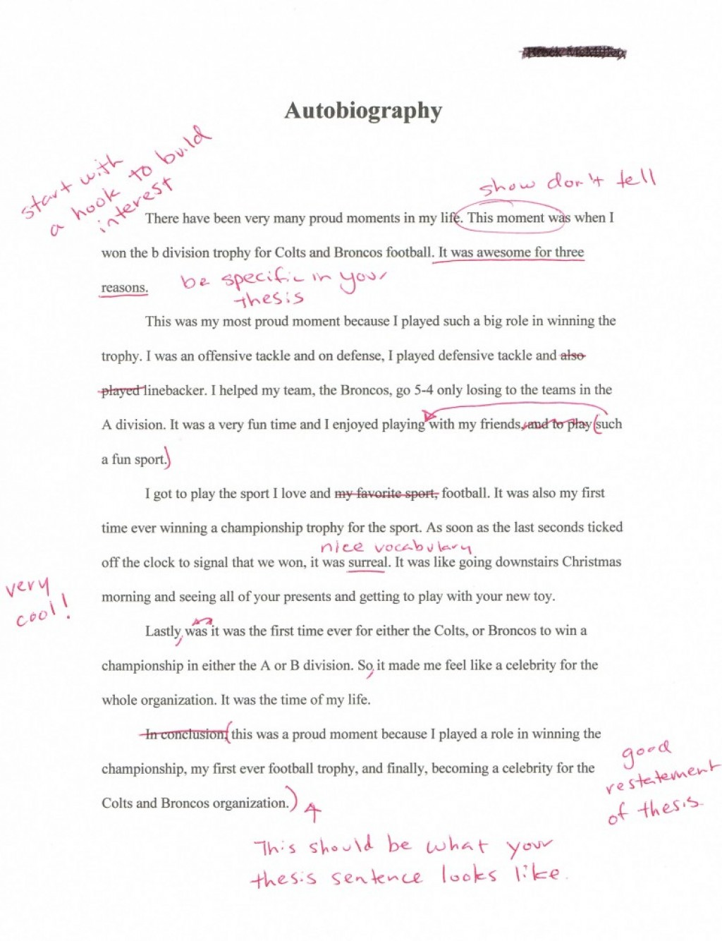 015 Essay Example How To Write Good Biographical Incredible A Bibliography Biography About An Author Pdf Large