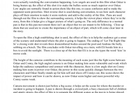 015 Essay Example Love Let The Right One In Phpapp01 Thumbnail Unbelievable Is Blind Ideas Shakespeare Topics