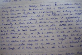 015 Essay Example On Handwriting Fearsome Short Importance Of Good In Hindi Gujarati