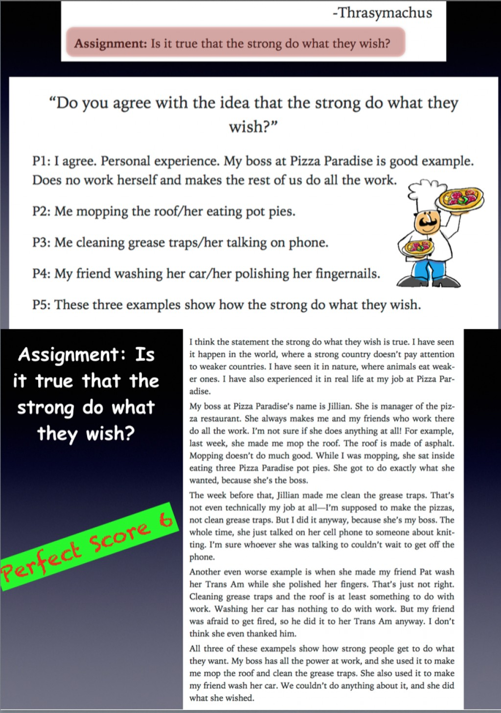015 Essay Example Perfect Amazing Pdf Tok Introduction Large