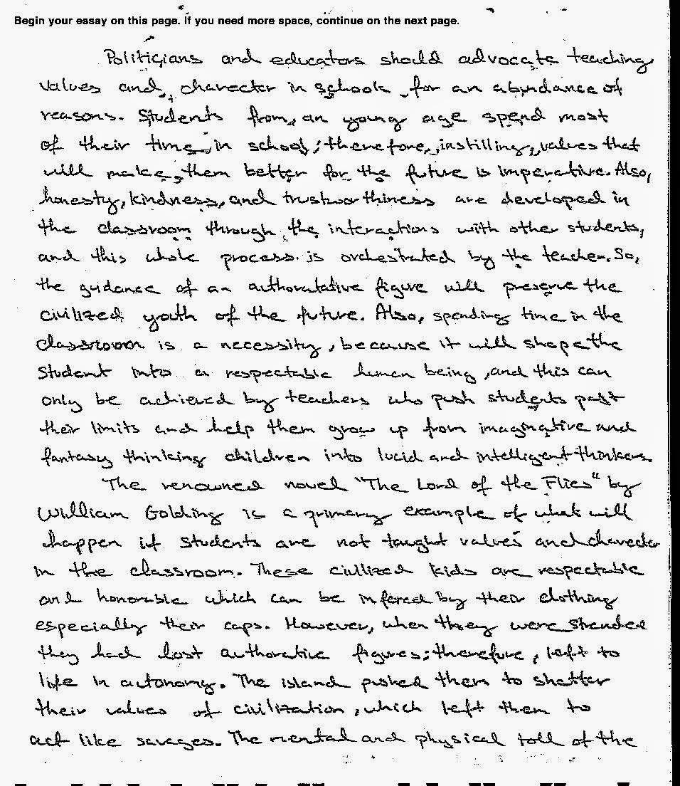 015 Essay Example Reddi2bpage2b12bessay Sat Dreaded Time With Breaks Length Limit Full