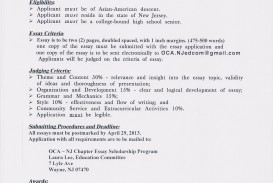 015 Essay Example Scholarship Tips Singular Rotc Psc Reddit