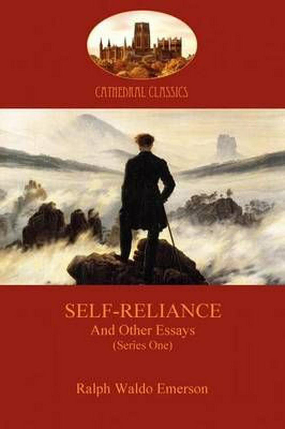 015 Essay Example Self Reliance And Other Essays Formidable Ralph Waldo Emerson Pdf Ekşi Full