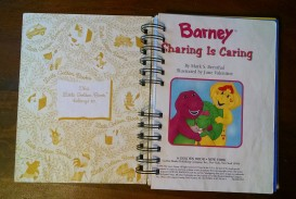 015 Essay Example Sharing And Caring Barney Recycled Little Golden Book Journal Interior Atrs Crafts Activities Toddlers Activity For Kindergarten Application Astoria Formidable Is Grade 3 Class 2
