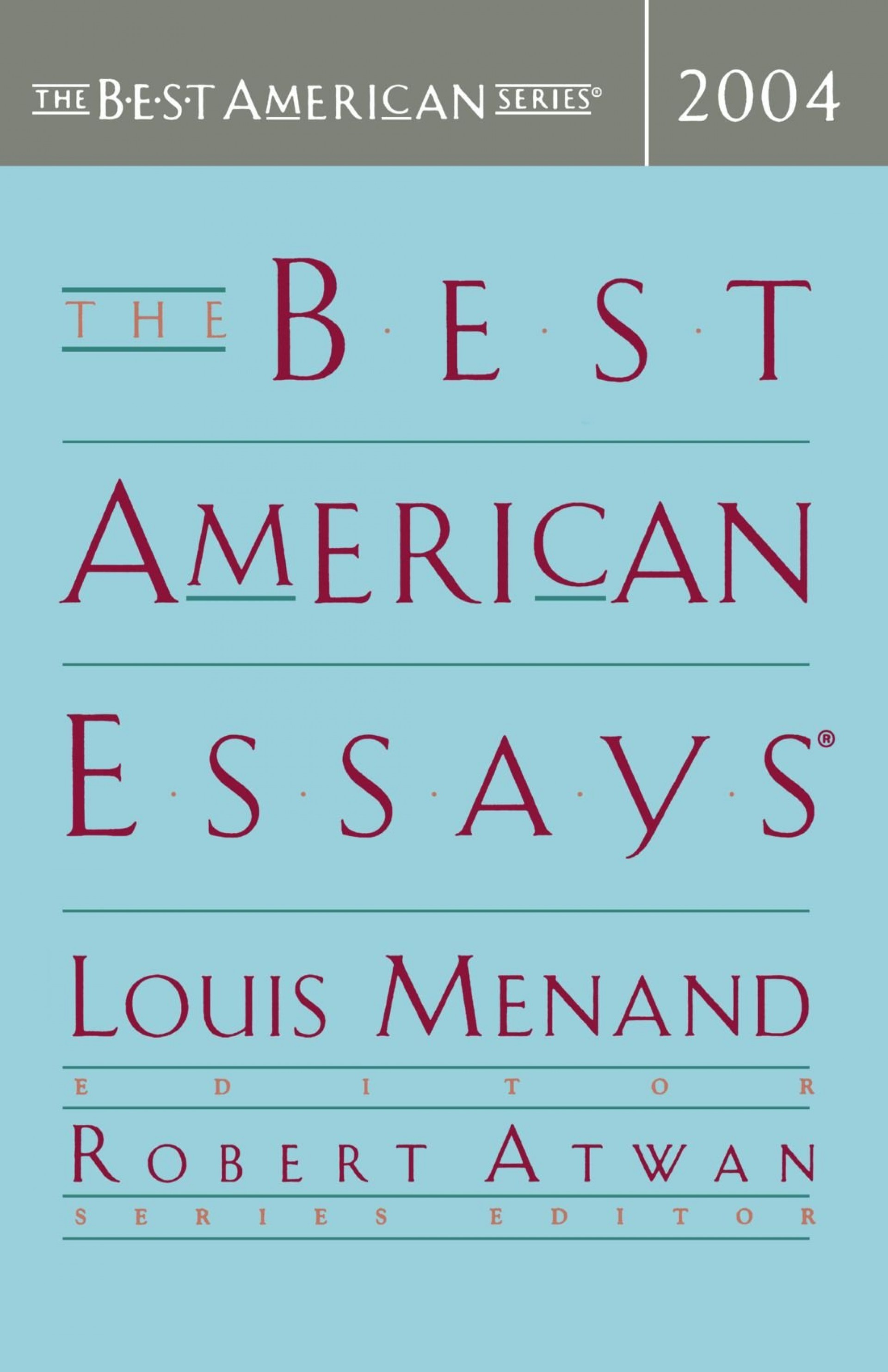 015 Essay Example The Best American Essays Wonderful Of Century Table Contents 2013 Pdf Download 1920