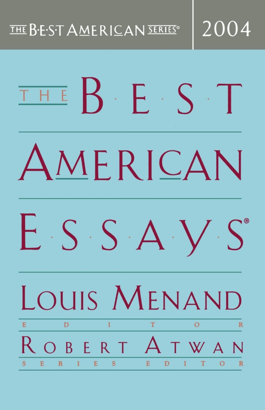 015 Essay Example The Best American Essays Wonderful 2013 Pdf Download Of Century Sparknotes 2017 868