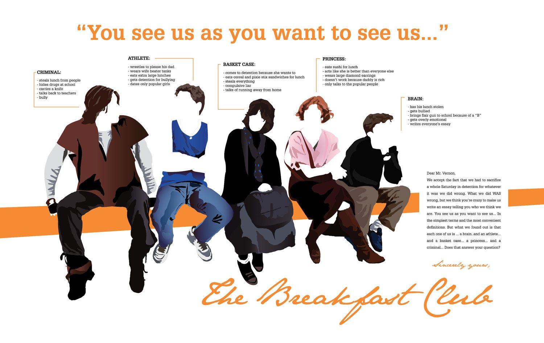 015 Essay Example The Breakfast Breathtaking Club Scene Introduction Analysis Full