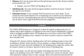 015 Essay Example Toefl Ibt Speaking 58517a89b6d87f725d8b5846 Topics Striking 2015 320