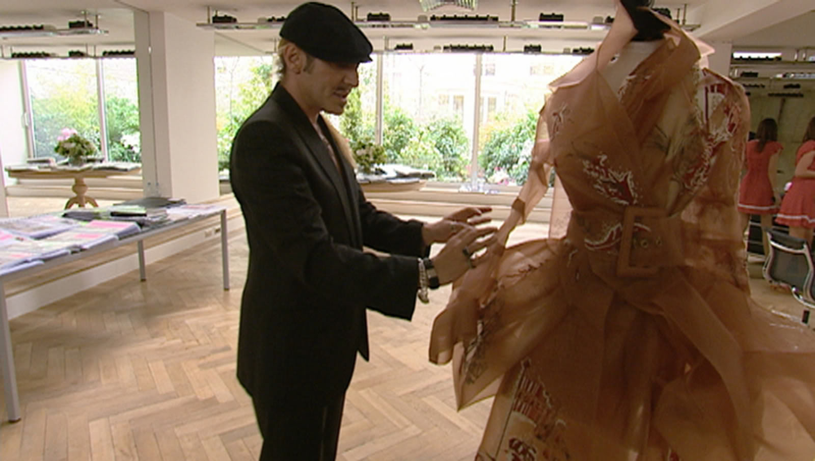 015 Essay Example What Does Fashion Mean To You Couture Galliano Stupendous Full