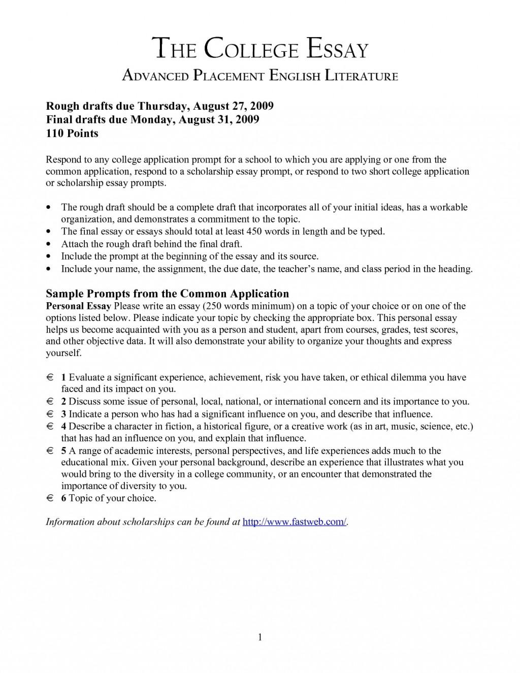 015 Essay Example Winning Scholarship Examples College Application Format World Of Award Writing Nardellidesign Pertai Nursing Stupendous Pdf Large