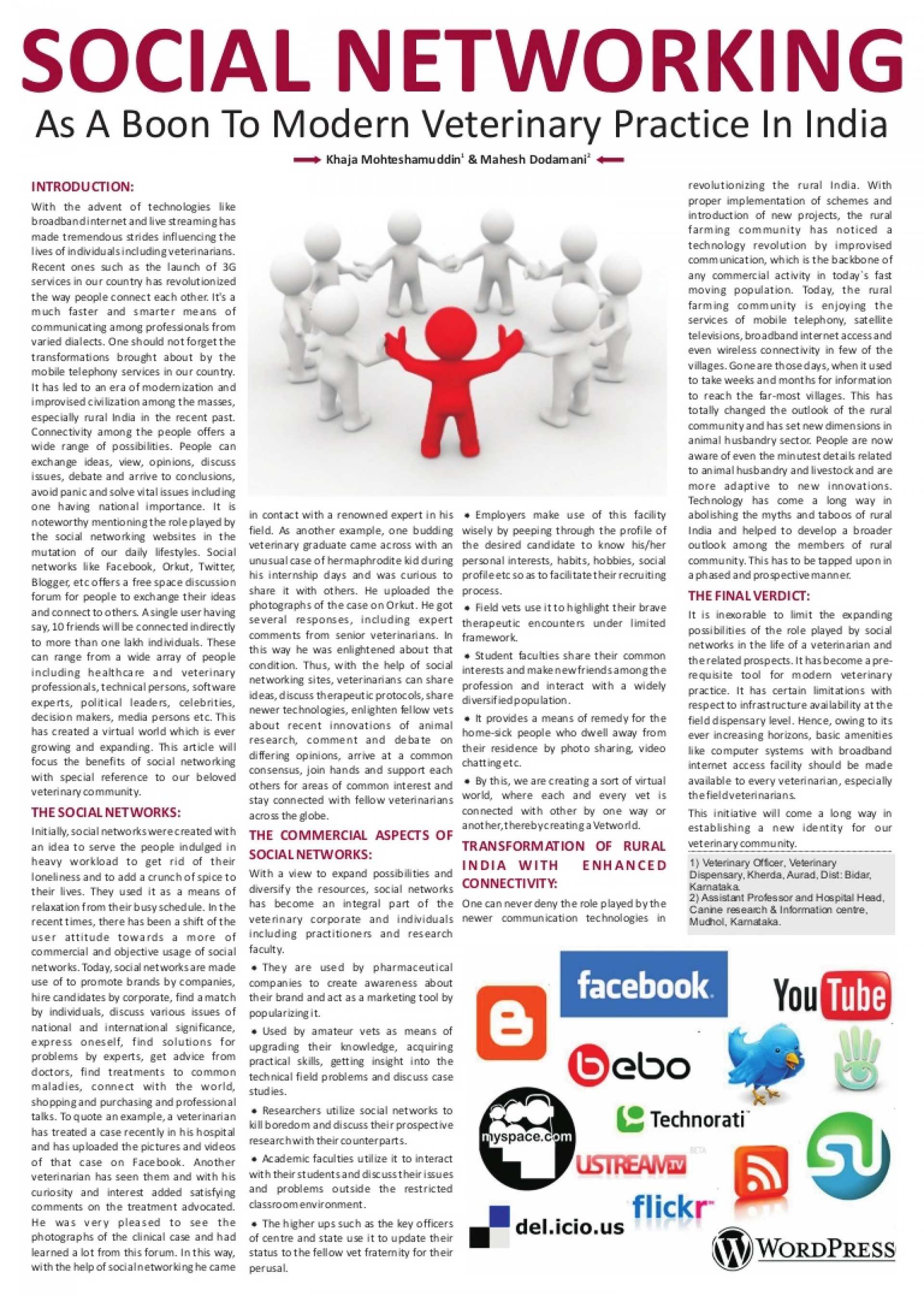 015 Essay Examplesocialnetworking Phpapp02 Thumbnail Pros And Cons Of Social Media Fantastic Pdf 1920