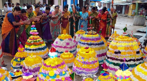 015 Essay On Bathukamma In Telugu Telangana Flower Festival 4resize18002c1000 Dreaded Short Language 480