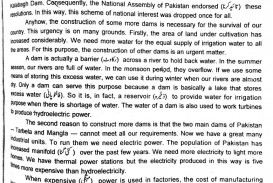 015 Essay On Water Example Unbelievable Conservation Pollution In Hindi Crisis Pakistan 300 Words