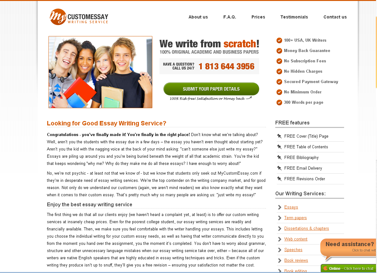 015 Essay Writing Service Reddit Best Custom Services Cheap Mycustom Fantastic Full