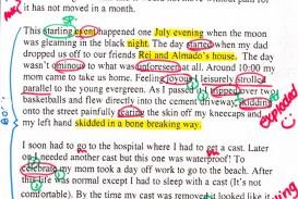 015 Essayss Unexpected Event Essay Striking Essays Examples Tagalog Argumentative Pdf Samples