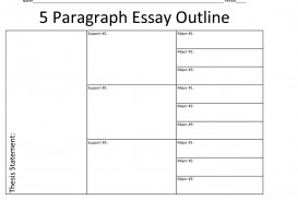 015 Five Paragraph Essay Graphic Organizer Organizers Executive Functioning Mr Brown039s Outline L Wonderful 5 Middle School Doc