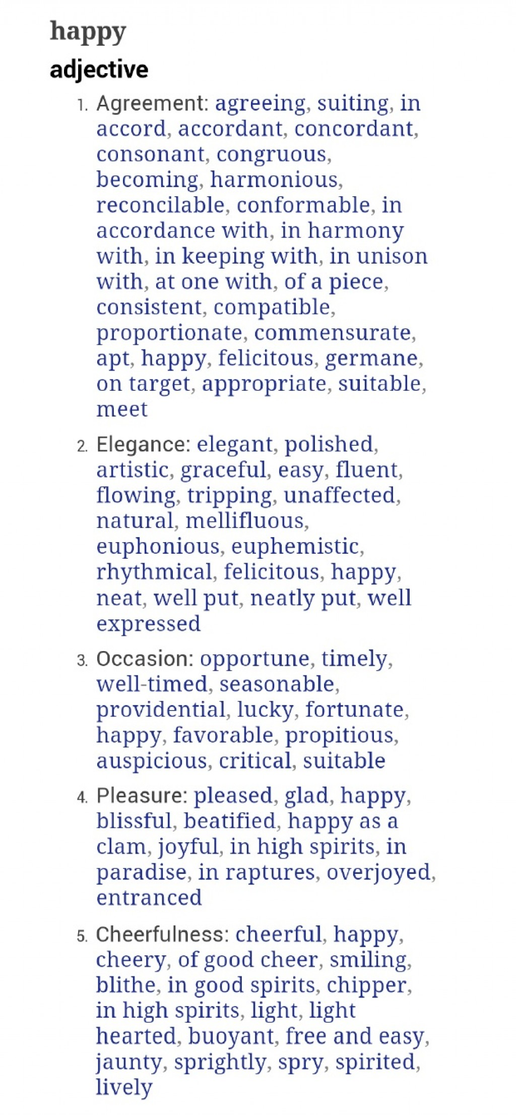 015 Happy Synonyms For Essay Unique Writing In Ielts Argumentative Firstly An Large