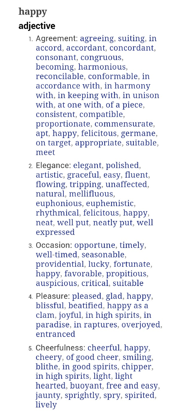 015 Happy Synonyms For Essay Unique Writing In Ielts Argumentative Firstly An Full