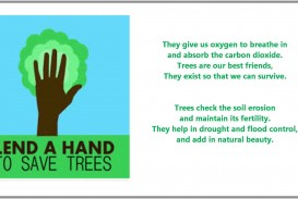 015 How Can We Save Trees Essay Example Of Our Best Friends Poem For Marvelous To In Hindi Telugu