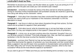 015 How To Write An Essay On Characterization Example Year9shortfilm Chracterisationsymbolismessay Phpapp02 Thumbnail Astounding A Paper Research