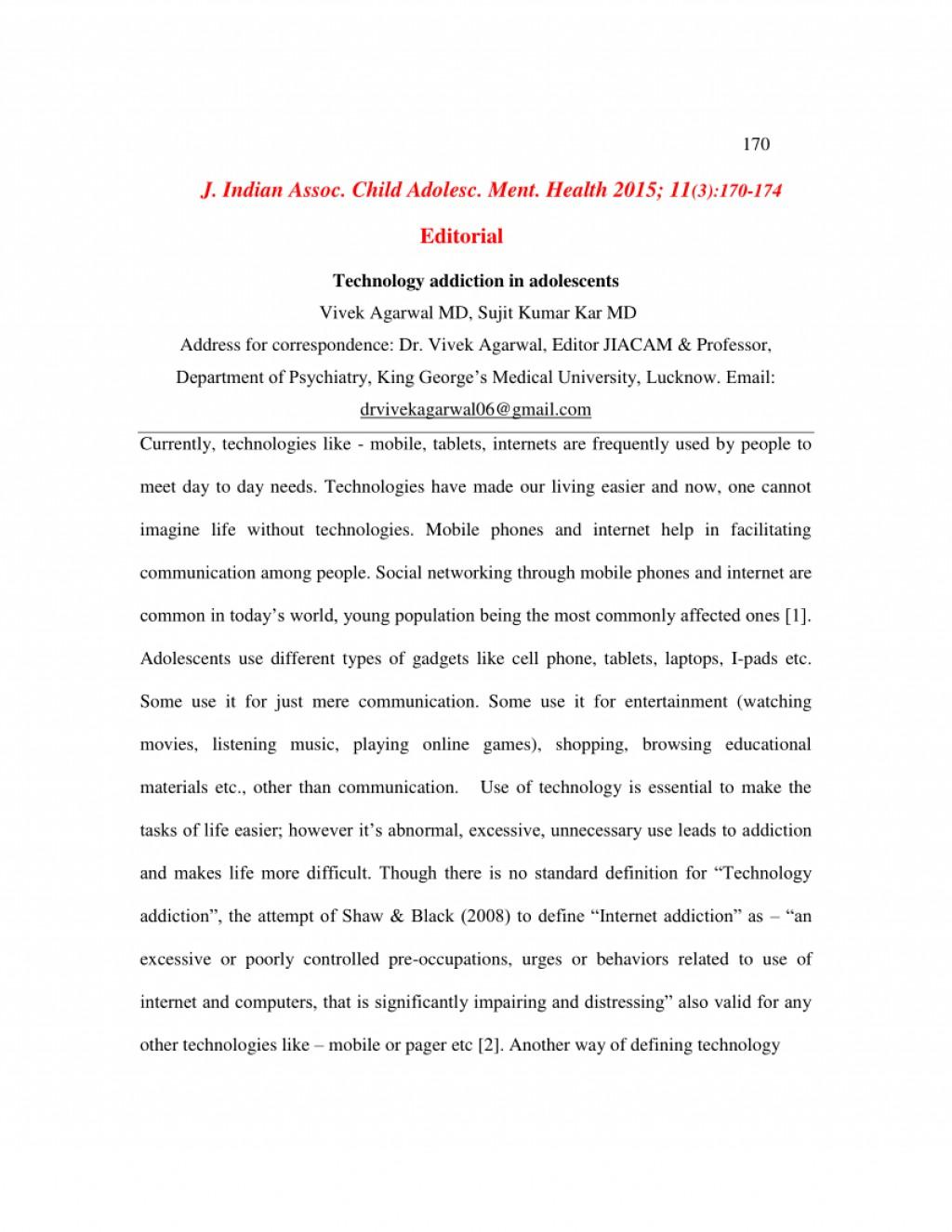 015 Internet Addiction Essay Dreaded In Hindi Urdu 200 Words Large