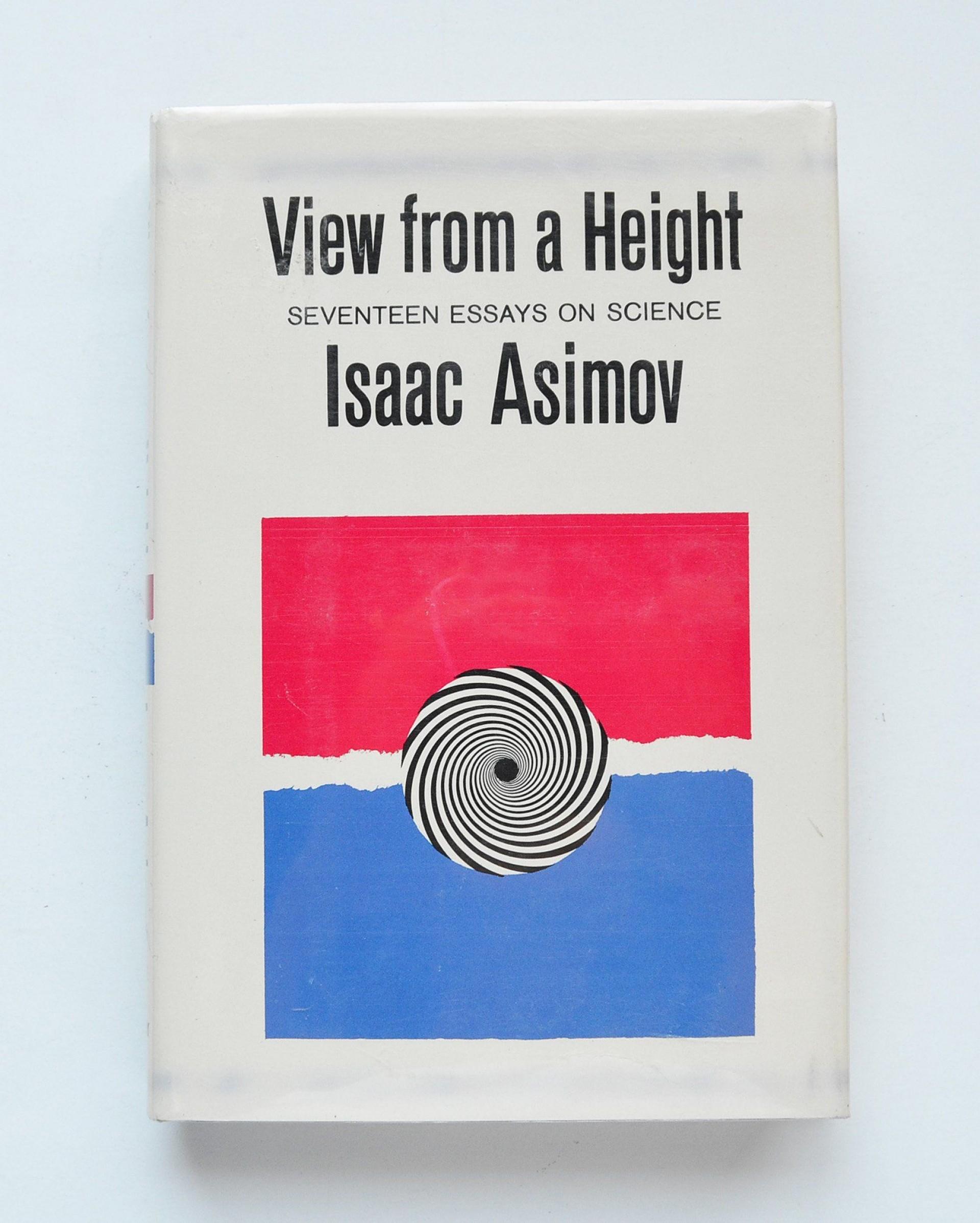 015 Isaac Asimov Essays Essay Awful On Creativity Intelligence 1920