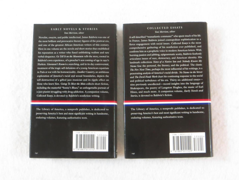 015 Lot James Baldwin Early Novels 1 928ee5893cf657b9cc053e80e6d2614e Essay Example Collected Wondrous Essays Table Of Contents Ebook Google Books Full