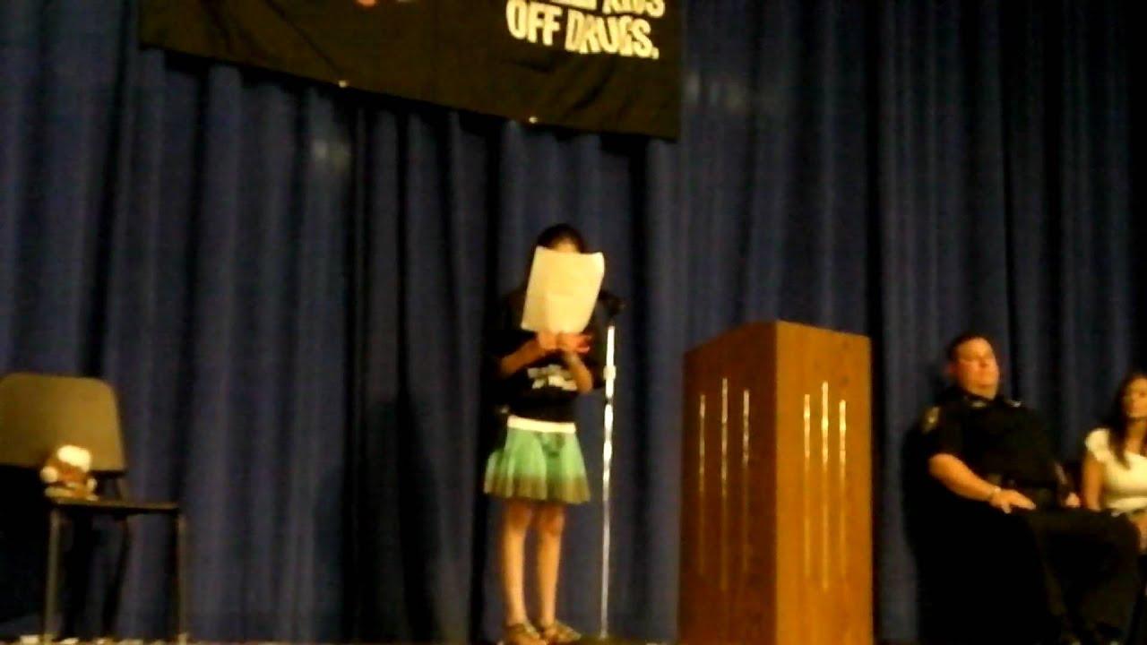 015 Maxresdefault 5th Grade Dare Essay Outstanding Examples Winning Essays Full