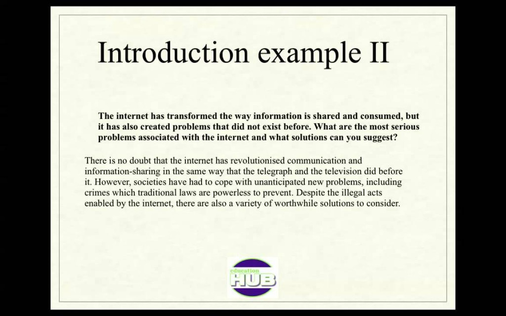 015 Maxresdefault Essay Example Wonderful Introduction Examples University Pdf Large