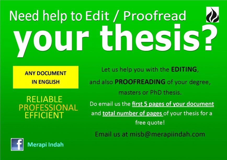 015 Misb Editing Proofreading Flyer Thesis Essay Example Best Stirring Service College Writing Australia Medical School