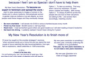 ang aking new years resolution tagalog essay