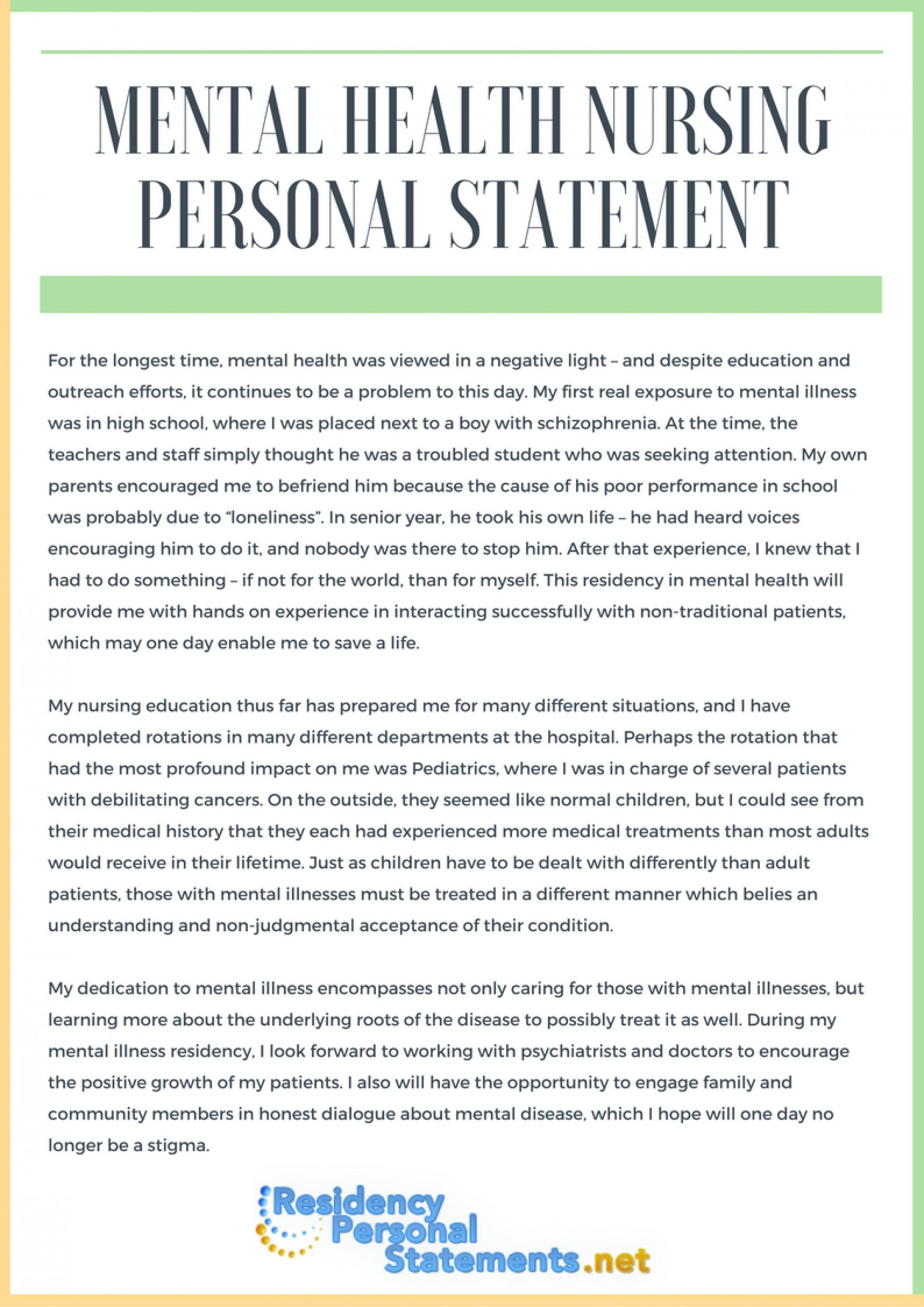 Pediatric nurse practitioner admission essay