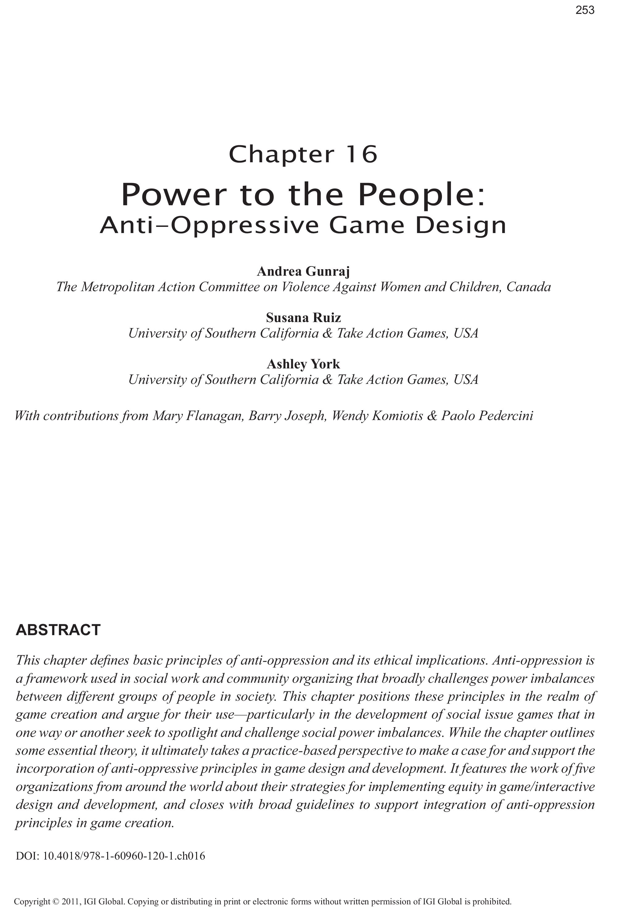 015 Power To The People Short Essay On Famine Marvelous Full