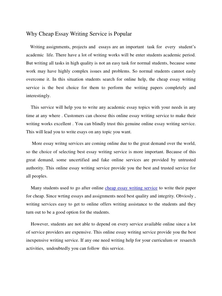 015 Preview Cheap Essay Writing Service Example Unforgettable Cheapest Singapore Usa Uk Full