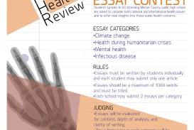 015 Princeton Essay Pphressaycontestfeb24 Astounding Review College Guide Graded Confidential