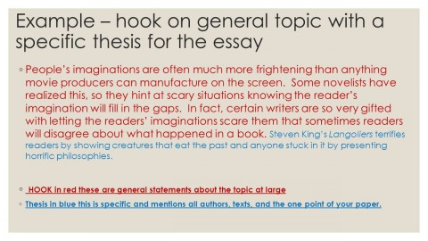 015 Sentence Order Requirements For Paragraphss Not Written Using Example Hooks Sl Writing Narrative Expository Examples Comparison Of High School Argumentative Types Stupendous Essays About Gun Control Heroes 480