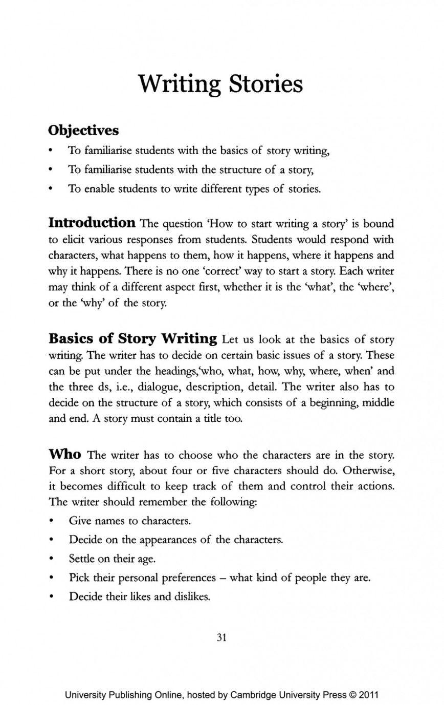 015 Short Stories In Essays Essay Example Dialogue Write Story How To Sample Research Paper 9788175968714c2 Abstrac Comparison An Introduction For Title Good Conclusion The Of Impressive Fiction Analysis Examples Format 868