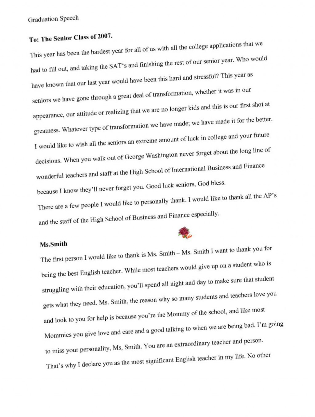 015 Starting Business Essay Graduating High School Wwwgxartorg Writing Service 1048x1389 Example Rare Graduation Day Ceremony Large