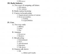 015 Template Essay Outline Excellent Mla Argumentative High School Research Paper Pdf 320