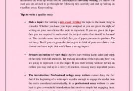 015 Tips To Write Good Essay Example Easytipstowriteaneffectiveessay Thumbnail Marvelous A Narrative Persuasive In Exam