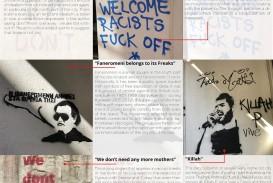 015 Visual Essay Eng Shocking Example Response Examples Literacy Arts