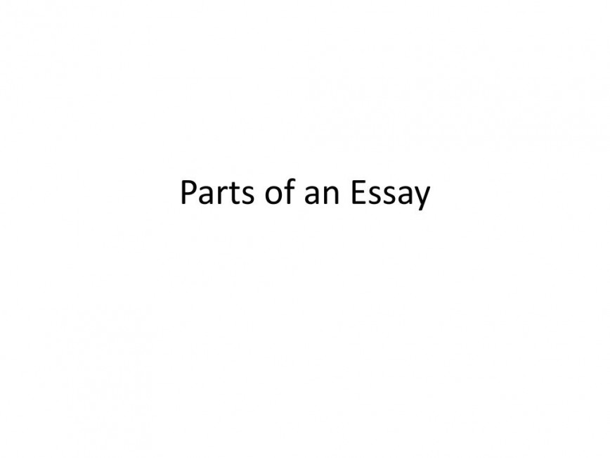 015 What Are The Parts Of An Essay L Striking Three A Thesis For Argumentative Essential Course Hero Evaluative